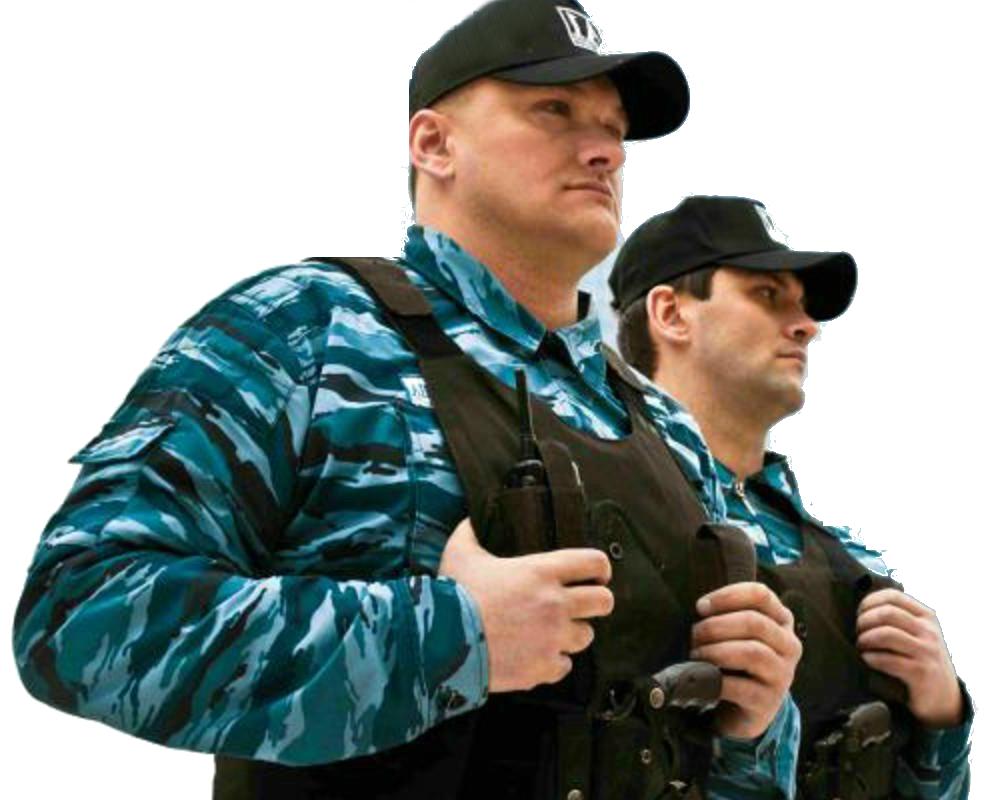 физическая охрана в Красноярске Атолл
