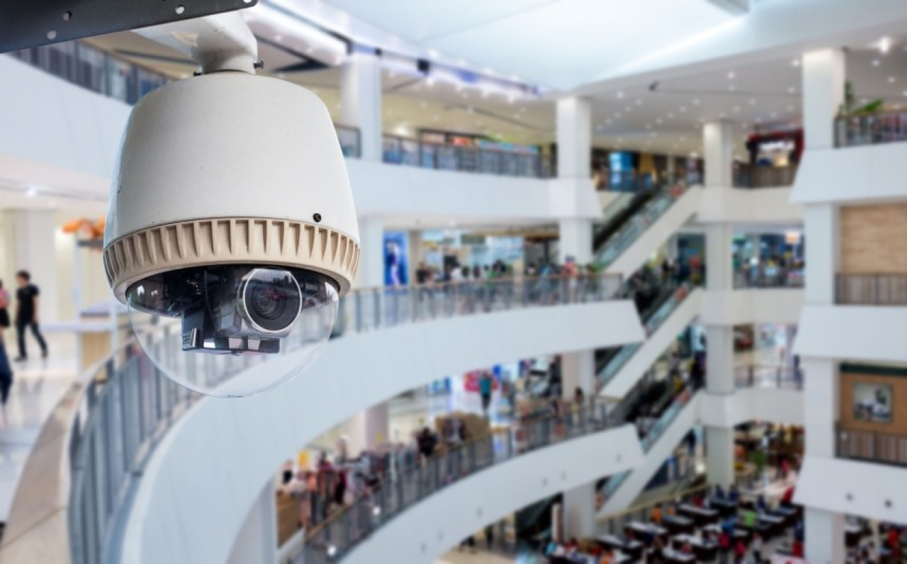 Охранное видеонаблюдение для торговых помещений