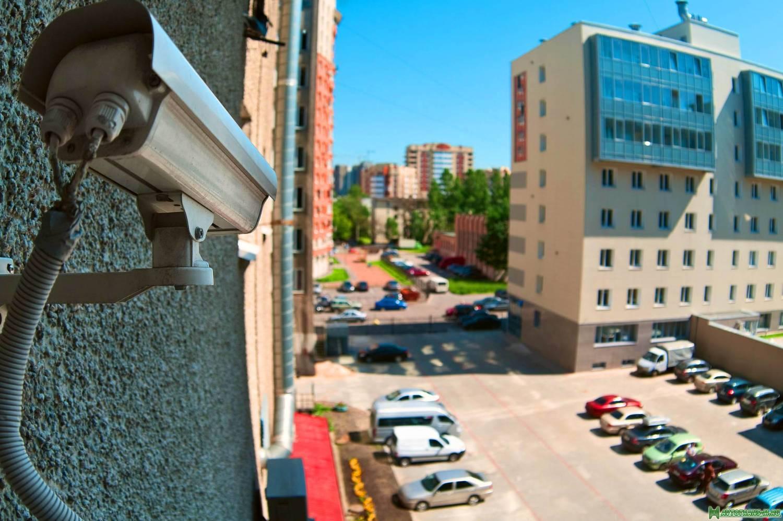 Техническое обслуживание видеонаблюдения в многоквартирном доме